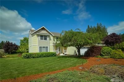 Thurston County Single Family Home For Sale: 5718 Middleridge Ct NE