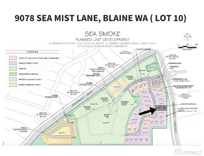 Blaine WA Residential Lots & Land For Sale: $117,900