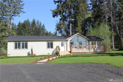 Olympia Single Family Home For Sale: 2244 Schirm Lp NW