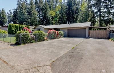 Bonney Lake Single Family Home For Sale: 21602 122nd St Ct E