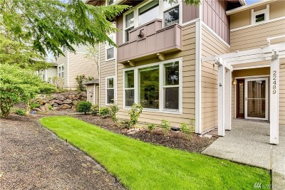 Issaquah Condo/Townhouse For Sale: 22489 SE Highland Terrace #1382
