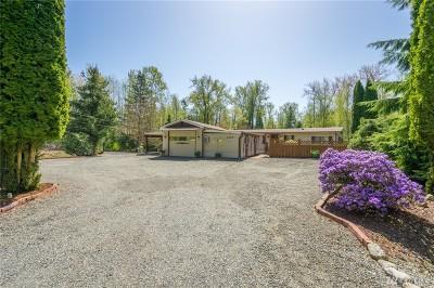 Blaine Single Family Home Sold: 2323 Burk Rd