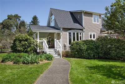 King County Single Family Home For Sale: 18804 NE 106th St