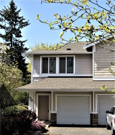Snohomish Condo/Townhouse For Sale: 14007 69th Dr SE #T2