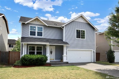 Kent Single Family Home For Sale: 21651 298th Place