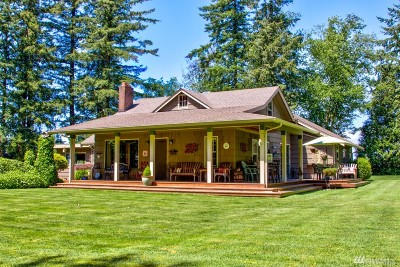 Lynden Single Family Home For Sale: 274 E Pole Rd