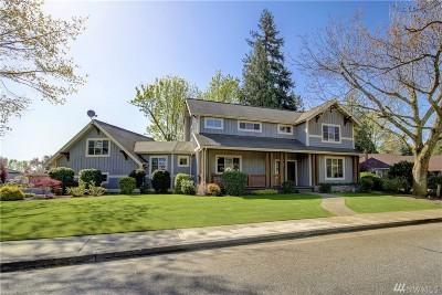 Lynden Single Family Home Sold: 1701 Village Dr