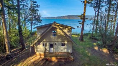 Bellingham Single Family Home For Sale: Lot 65 Eliza Island