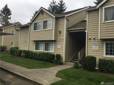 Federal Way Condo/Townhouse For Sale: 1802 S 286th Lane #O102