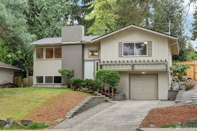 Bellevue Single Family Home For Sale: 123 164th Ave SE