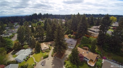 Fircrest Single Family Home For Sale: 1316 Palm Dr