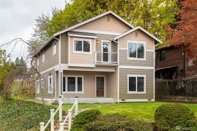 Auburn Single Family Home For Sale: 3627 Star Lake Rd