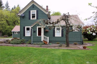 Winlock Single Family Home For Sale: 108 NW Myrtle St