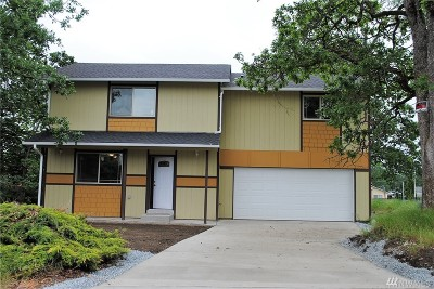 Spanaway Single Family Home For Sale: 16201 A St S