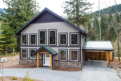 Glacier Single Family Home For Sale: 10347 Glacier Rim Dr