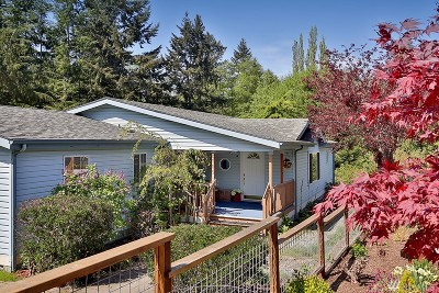 Langley Single Family Home Sold: 2705 Silver Crest Ct