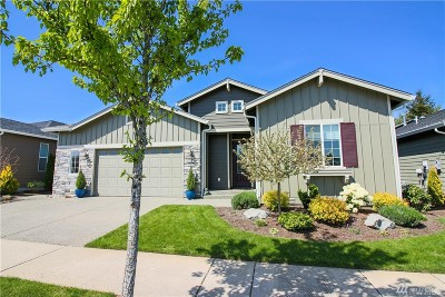 Lacey Single Family Home For Sale: 4931 Orcas St NE