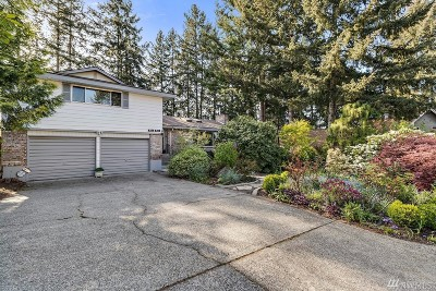 Fircrest Single Family Home For Sale: 1216 Coral Dr