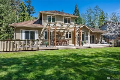 Blaine Single Family Home Sold: 8981 Snowy Owl Lane