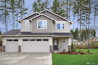 Lacey Single Family Home For Sale: 4616 Plover St NE