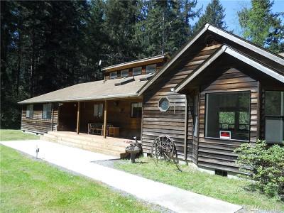 Rainier Single Family Home For Sale: 13041 Horizon Pioneer Rd SE