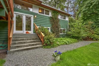 Bainbridge Island Single Family Home For Sale: 11955 Manzanita Lane NE