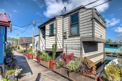 Seattle Single Family Home For Sale: 2017 Fairview Ave E