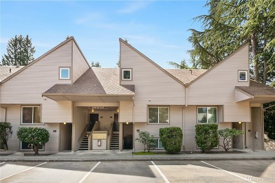 Bellevue Condo/Townhouse For Sale: 14525 NE 45th St #F1