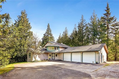Whatcom County Single Family Home For Sale: 3081 Kelly Rd