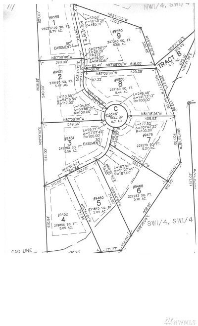 Maple Falls Residential Lots & Land For Sale: 9521 Red Mountain Lane