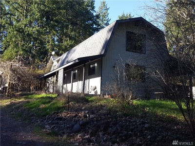 Yelm Single Family Home For Sale: 18411 Britchen St SE