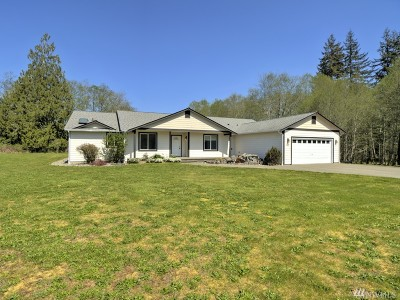 Single Family Home For Sale: 245 W Bolling Rd