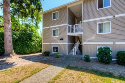 Kirkland Condo/Townhouse For Sale: 12515 132nd Ct #A108