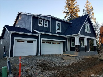 Bothell Single Family Home For Sale: 17138 94th (Home Site 27) Place NE