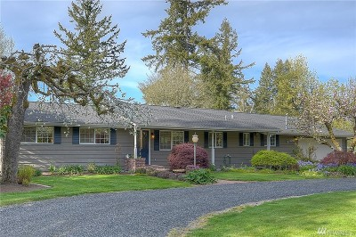 Thurston County Single Family Home For Sale: 5700 93rd Ave SE