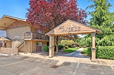 Everett Condo/Townhouse For Sale: 713 75th St SE #A202