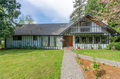 Ferndale Single Family Home For Sale: 1814 Newkirk Rd