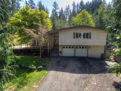 Woodinville Single Family Home For Sale: 17216 195th Place NE