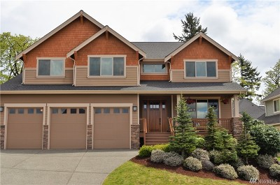Maple Valley Single Family Home Contingent: 25064 235th Wy SE