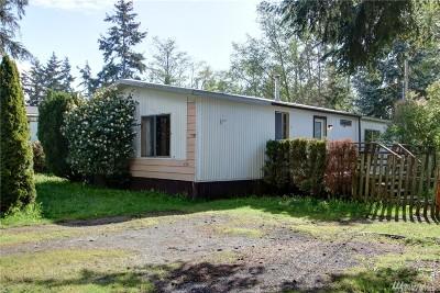 Oak Harbor Single Family Home For Sale: 4341 N Hamilton Dr