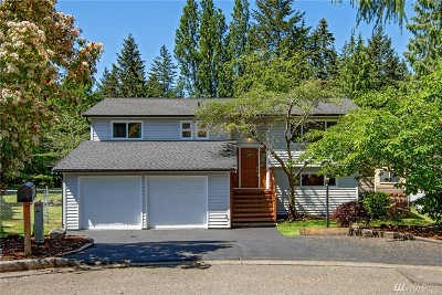 Edmonds Single Family Home For Sale: 14922 61st Ave W