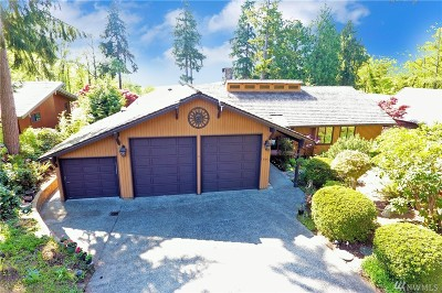 Federal Way Single Family Home For Sale: 30165 25th Ave SW