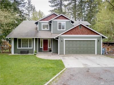 Eatonville Single Family Home Contingent: 38006 117th Ave E
