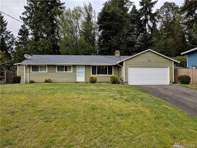 SeaTac Single Family Home For Sale: 3826 S 178th St
