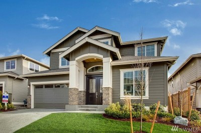 Renton Single Family Home For Sale: 19006 175th Place SE #Lot33