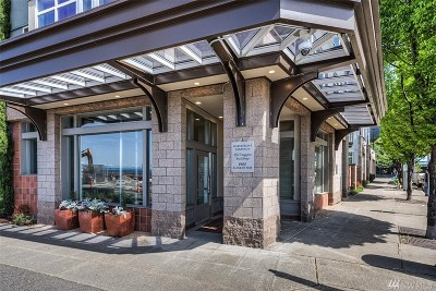 Seattle Condo/Townhouse For Sale: 1900 Alaskan Wy #514