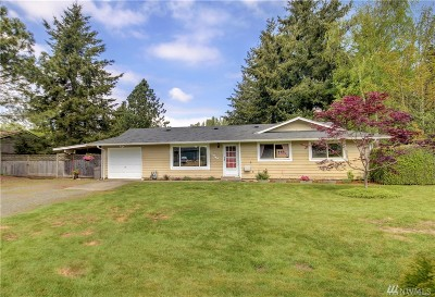 Ferndale Single Family Home Pending: 1784 Harksell Rd