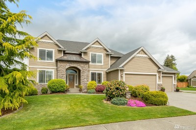 Lake Tapps WA Single Family Home For Sale: $629,000