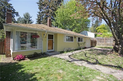 Seatac Single Family Home For Sale: 20229 13th Ave S