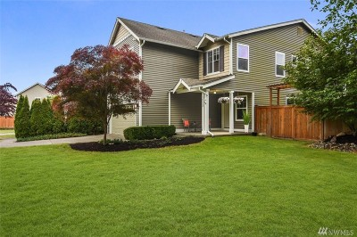 Lake Stevens Single Family Home Contingent: 10523 26th Place SE